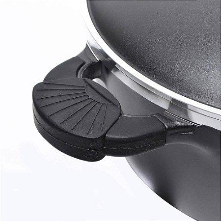Frigideira Redonda MTA Proteus Gourmet 2,5 Litros Alumínio com Revestimento Cerâmico