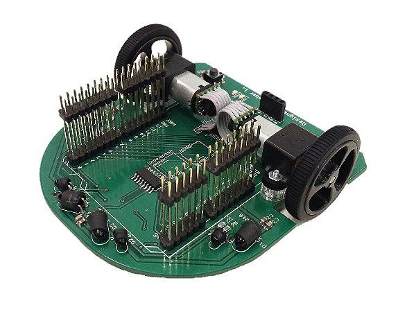 Shield Robô Arduino (sob encomenda)