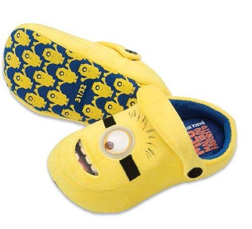 Chinelo Kick Minions