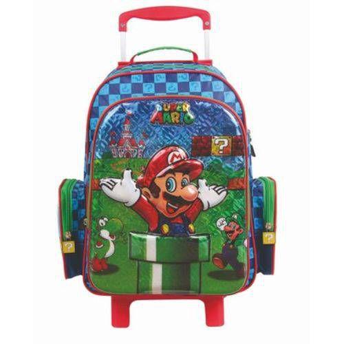 Mochila Super Mario Nintendo 3d