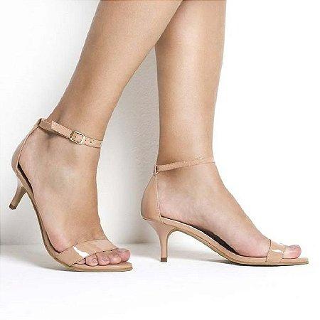 20fa9d72eb Sandália Donzela Betoo Shoes salto baixo fino -  betooshoes