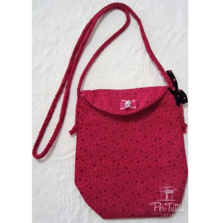Bolsa Rosa Pequena