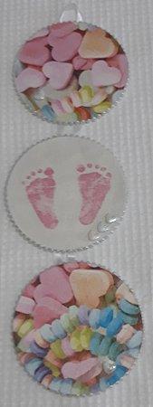 Quadrinho Decorativo Bebê