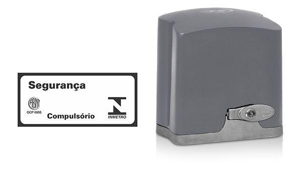 Portão Deslizante PPA - DZ Rio Jet Flex1/3 bivolt