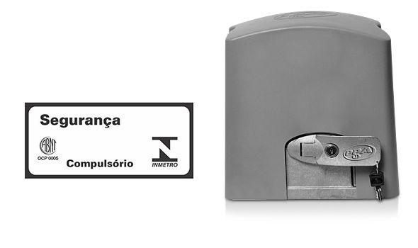 Portão Deslizante PPA - DZ Rio Predial Jet Flex bivolt