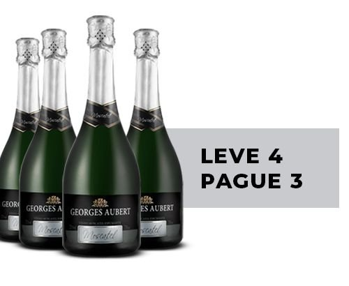 Georges Aubert Moscatel - LEVE 4 PAGUE 3