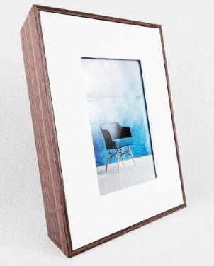 Porta Retrato de Madeira 10x15