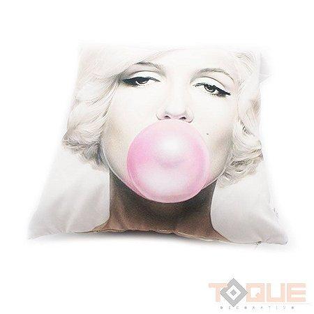 Capa de almofada Artista Marilyn