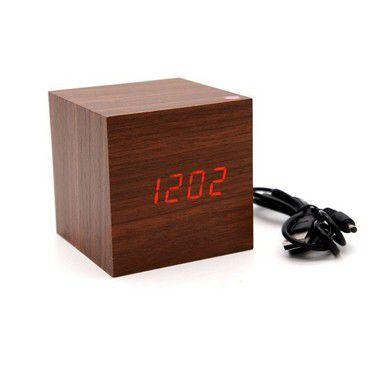Relógio Digital Preto ou Branco