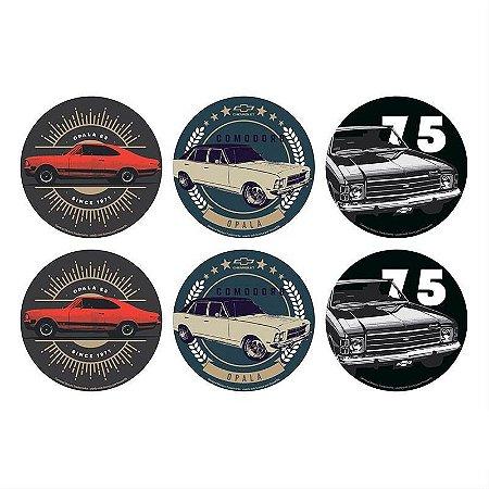 Porta Copos Chevrolet Opala 75