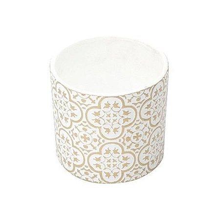 Vaso de cerâmica flowers