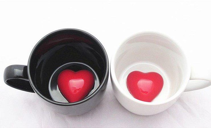 Caneca Coração Latente
