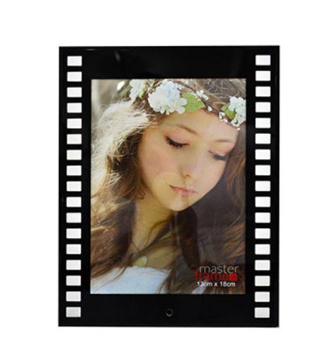 Porta Retrato de Vidro Filme 13x18