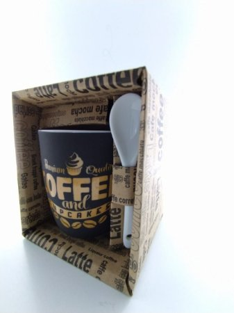 Caneca Coffee and