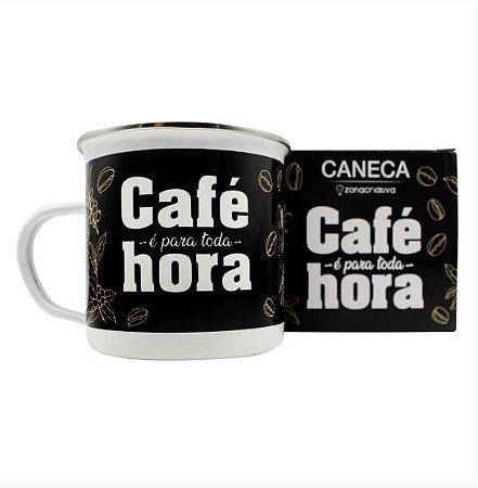 Caneca Café toda hora