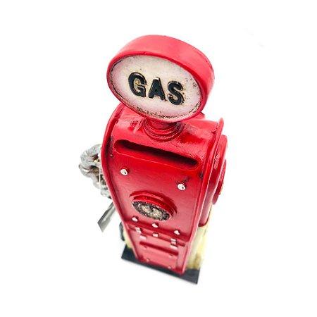 Cofre resina bomba de gasolina