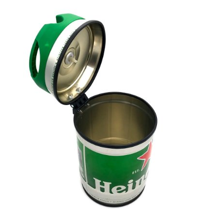 Lixeira Heineken