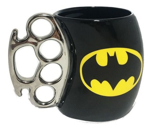 Caneca Batman Soco Inglês