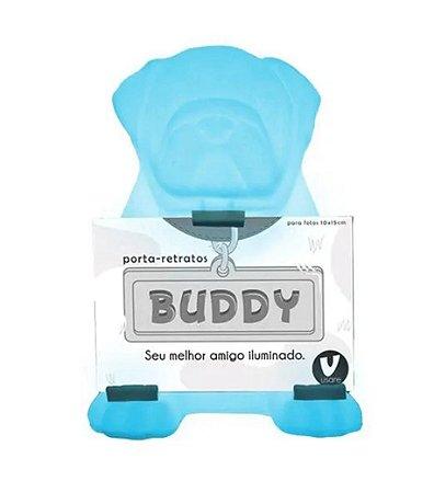 Luminária Porta Retrato Buddy - Azul