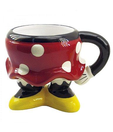 Caneca Corpo Minnie - Disney