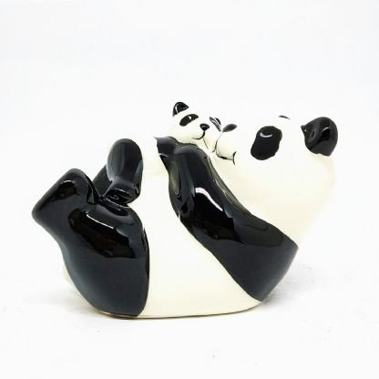 Cofre de Porcelana Panda