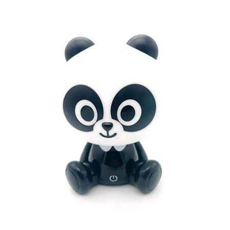 Abajur de mesa panda