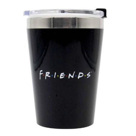 Copo de viagem Friends