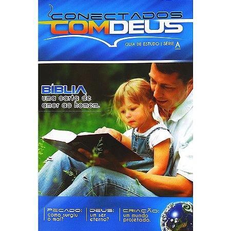 Curso Bíblico - Conectados com Deus - Série A