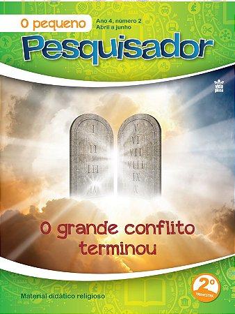 LIÇÃO PEQUENO PESQUISADOR 2019- 2TRIM