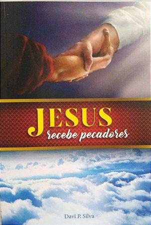 MINI JESUS RECEBE PECADORES bolso