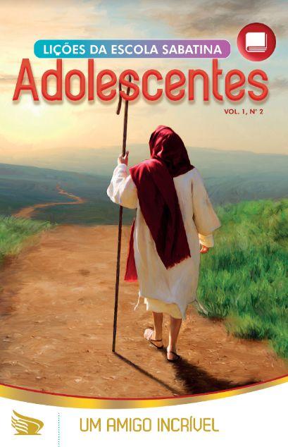 LIÇÃO ADOLESCENTES 2T - 2021