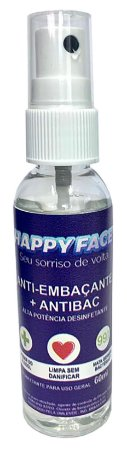 Spray Anti-Embaçante + Antibac