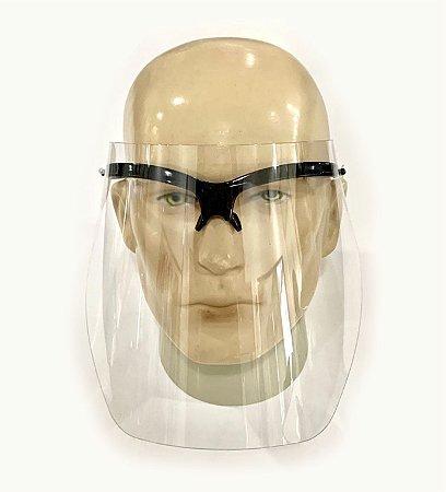 Face Shield Óculos - 10 unidades