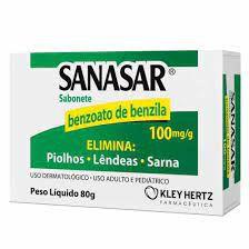 SANASAR 0,10G CX SAB 80G
