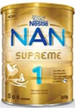 NAN SUPREME 1 LATA 800G