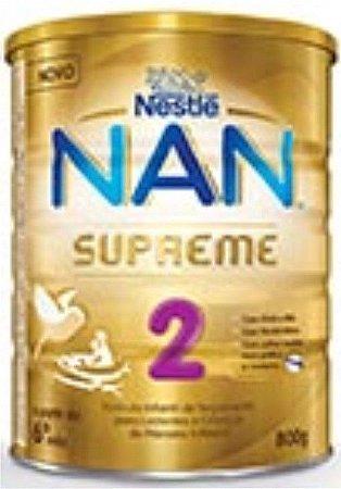NAN SUPREME 2 LATA 800 GRS