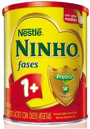 LEITE NINHO FASES 1+ LATA 800G