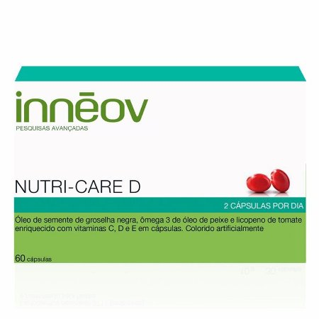 INNEOV NUTRI CARE D 60 CAPS