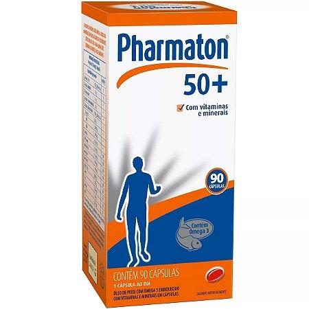 PHARMATON 50+ 90 CAPS