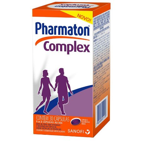 PHARMATON COMPLEX FR 30 CAPS