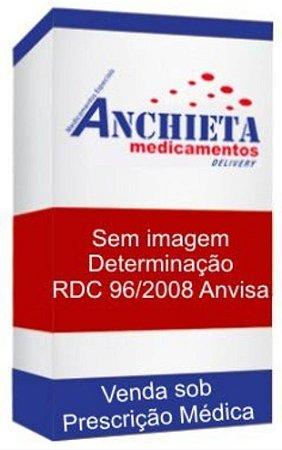 Filgrastine 300mcg/mL, 1 fa com 1mL sol intravenoso ou subcutâneo