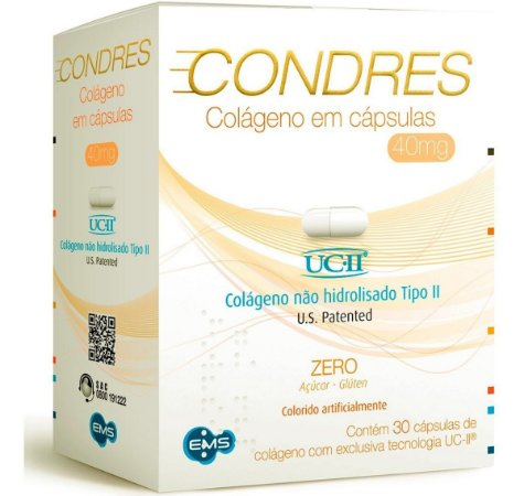 CONDRES 40 MG C30 CPS UC 2