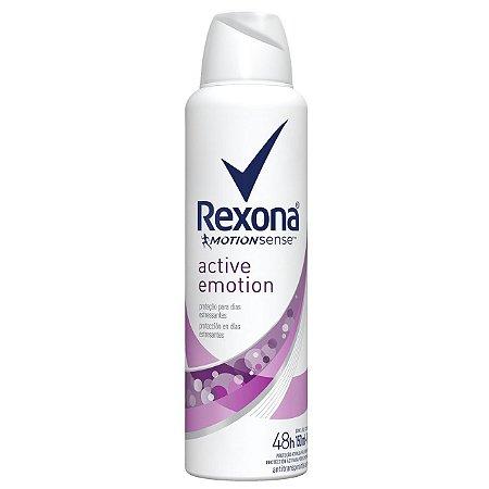 DESODORANTE REXONA ACTIVE EMOTION