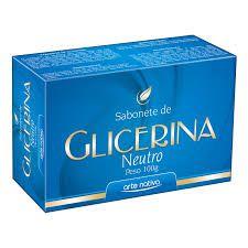 SABONETE DE GLICERINA 100G