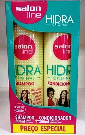 SHAMPOO + CONDICIONADOR HIDRA ORIGINAL