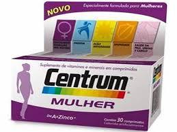 CENTRUM MULHER C/30 COMP (vencimento 31/03/2020)