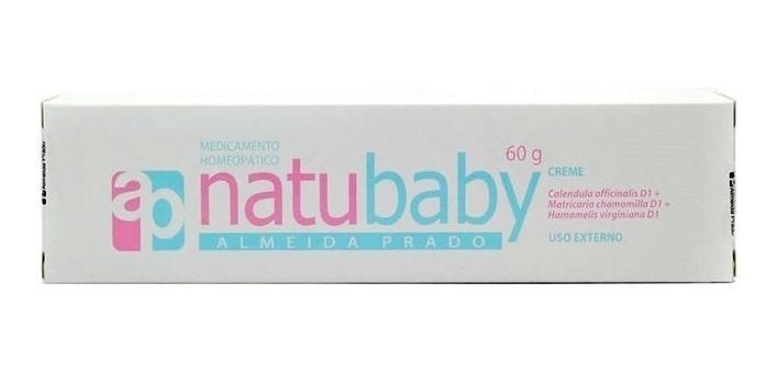 NATUBABY CREME 60 GRS