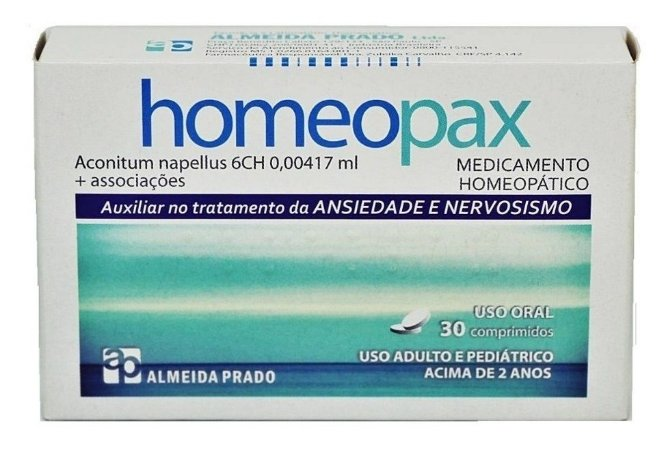 HOMEOPAX 30 COMP