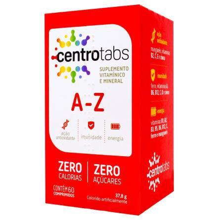 CENTROTABS A-ZINCO FR 60 COMP