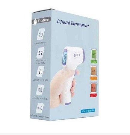 Termometro Digital Infravermelho Laser Digital